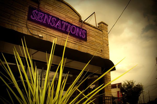 Sensaions Salon & Spa Building - Bardstown Road